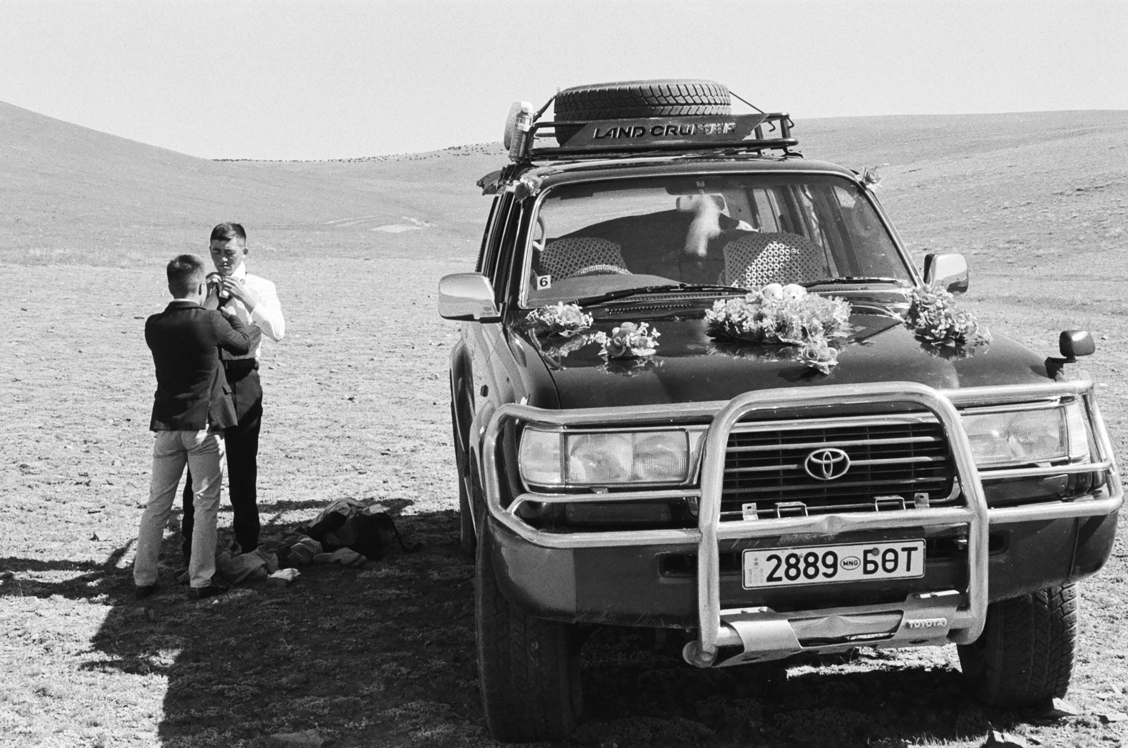 "A Nomadic Wedding"" – On the Seawall"